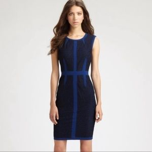 BCBGMaxAzria Rumor Lace Sheath Dress